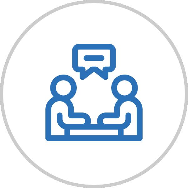 気兼ねなく質問できるような、リサーチャーと相互コミュニケーションができるセミナーを探している…